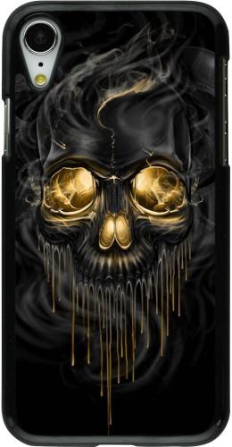 Coque iPhone XR - Skull 02
