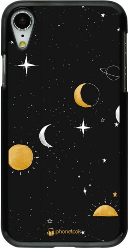 Coque iPhone XR - Space Vector