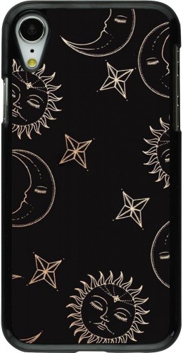 Coque iPhone XR - Suns and Moons