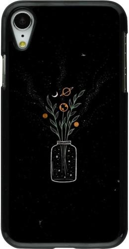 Coque iPhone XR - Vase black