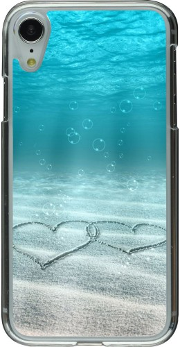 Coque iPhone XR - Plastique transparent Summer 18 19