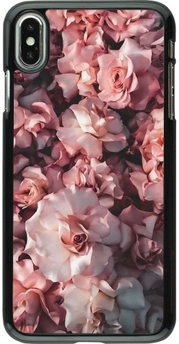 Coque iPhone Xs Max - Beautiful Roses
