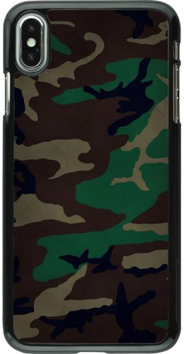 Coque iPhone Xs Max - Camouflage 3