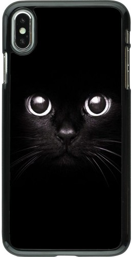 Coque iPhone Xs Max - Cat eyes