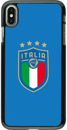 Coque iPhone Xs Max - Euro 2020 Italy