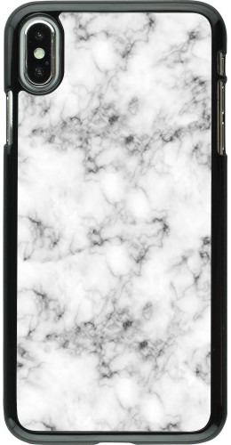 Coque iPhone Xs Max - Marble 01