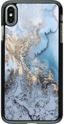 Coque iPhone Xs Max - Marble 04