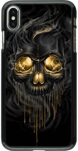 Coque iPhone Xs Max - Skull 02