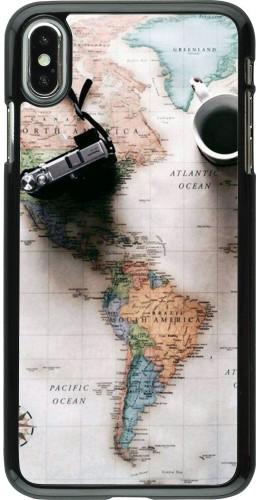 Coque iPhone Xs Max - Travel 01