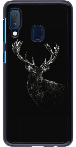 Coque Samsung Galaxy A20e - Abstract deer