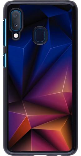 Coque Samsung Galaxy A20e - Abstract Triangles