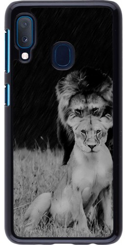 Coque Samsung Galaxy A20e - Angry lions
