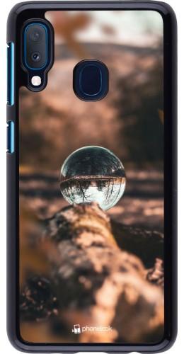 Coque Samsung Galaxy A20e - Autumn 21 Sphere