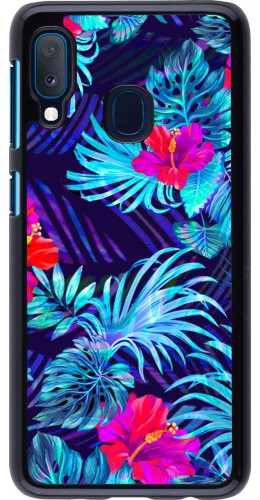 Coque Samsung Galaxy A20e - Blue Forest