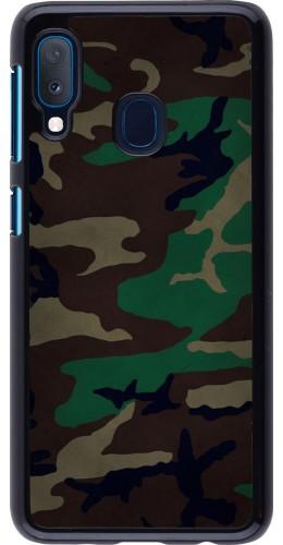 Coque Samsung Galaxy A20e - Camouflage 3