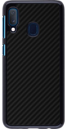Coque Samsung Galaxy A20e - Carbon Basic