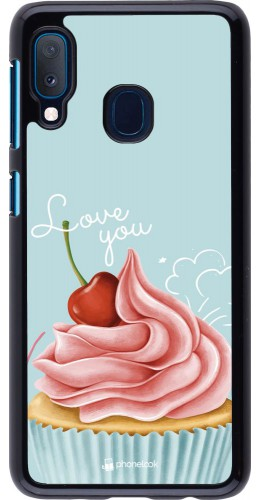 Coque Samsung Galaxy A20e - Cupcake Love You