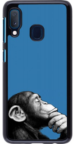 Coque Samsung Galaxy A20e - Monkey Pop Art