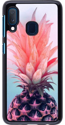 Coque Samsung Galaxy A20e - Purple Pink Pineapple