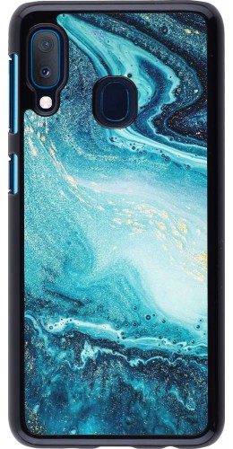Coque Samsung Galaxy A20e - Sea Foam Blue