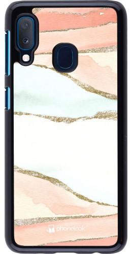 Coque Samsung Galaxy A20e - Shimmering Orange