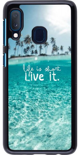 Coque Samsung Galaxy A20e - Summer 18 24