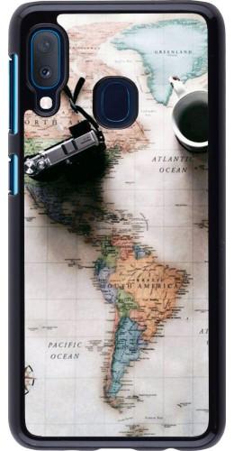 Coque Samsung Galaxy A20e - Travel 01