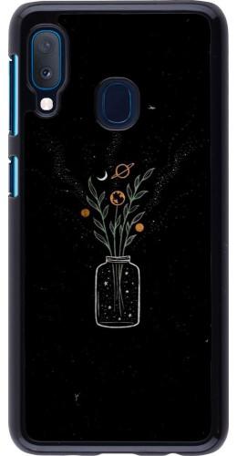 Coque Samsung Galaxy A20e - Vase black
