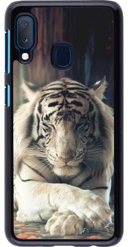 Coque Samsung Galaxy A20e - Zen Tiger