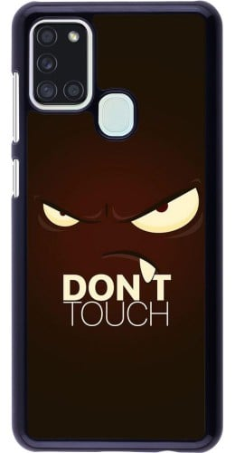 Coque Samsung Galaxy A21s - Angry Dont Touch