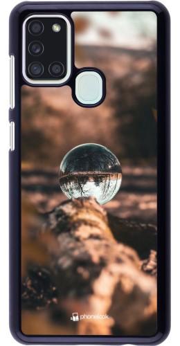 Coque Samsung Galaxy A21s - Autumn 21 Sphere