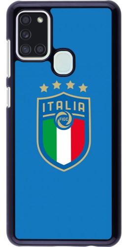 Coque Samsung Galaxy A21s - Euro 2020 Italy