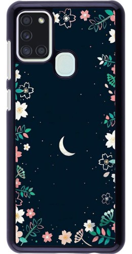 Coque Samsung Galaxy A21s - Flowers space