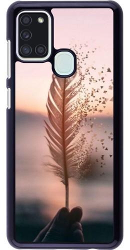 Coque Samsung Galaxy A21s - Hello September 11 19