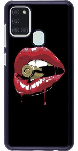 Coque Samsung Galaxy A21s - Lips bullet