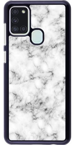 Coque Samsung Galaxy A21s - Marble 01