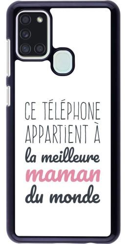 Coque Samsung Galaxy A21s - Mom 20 04