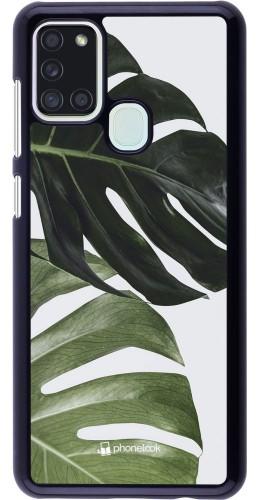 Coque Samsung Galaxy A21s - Monstera Plant