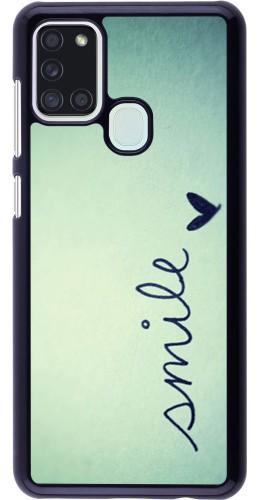 Coque Samsung Galaxy A21s - Smile