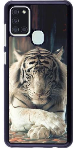Coque Samsung Galaxy A21s - Zen Tiger