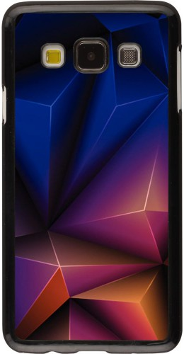 Coque Samsung Galaxy A3 (2015) - Abstract Triangles