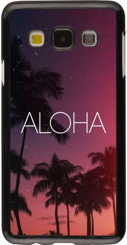 Coque Samsung Galaxy A3 (2015) - Aloha Sunset Palms