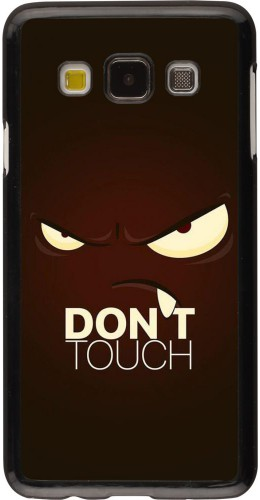 Coque Samsung Galaxy A3 (2015) - Angry Dont Touch