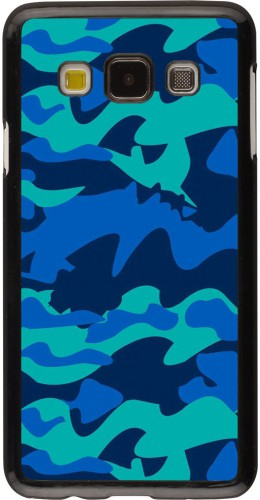Coque Samsung Galaxy A3 (2015) - Camo Blue