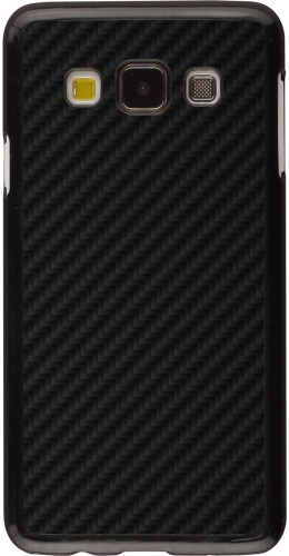 Coque Samsung Galaxy A3 (2015) - Carbon Basic