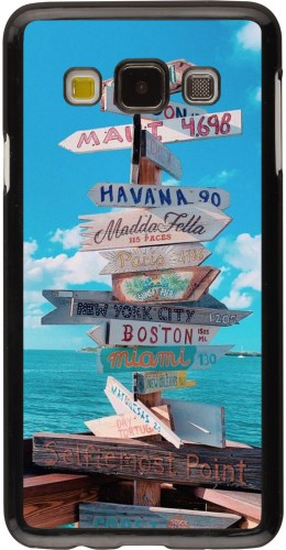 Coque Samsung Galaxy A3 (2015) - Cool Cities Directions
