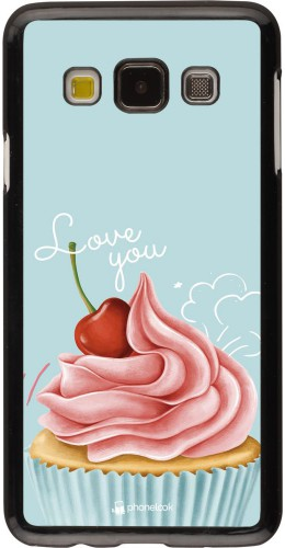 Coque Samsung Galaxy A3 (2015) - Cupcake Love You