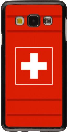 Coque Samsung Galaxy A3 (2015) - Euro 2020 Switzerland