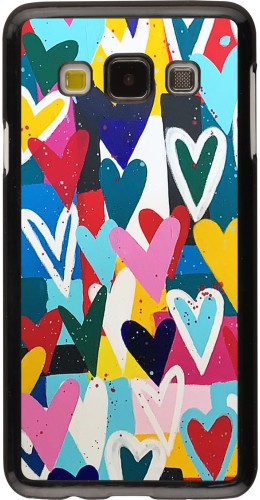 Coque Samsung Galaxy A3 (2015) - Joyful Hearts