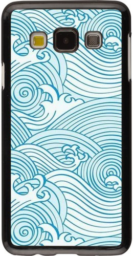 Coque Samsung Galaxy A3 (2015) - Ocean Waves